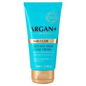 Argan+ Argan Oil Hand & Nail Cream