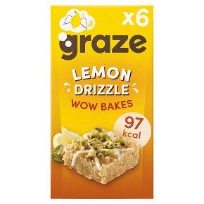 Graze Wow Bakes Lemon Drizzle