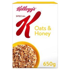 Kellogg's Special K oats & honey