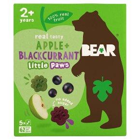 Bear Paws Jungle Fruit Shapes