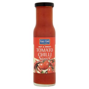 East End tomato chilli sauce
