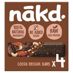 Nákd cocoa delight