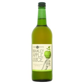 James White Bramley Apple Juice