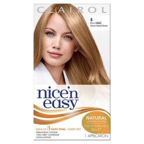 Clairol nice'n easy medium blonde 103a
