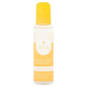 Close To Nature Soft Citrus Spray