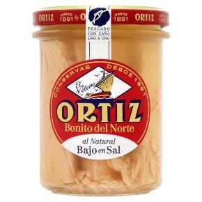 Ortiz White Tuna Fillets in Spring Water