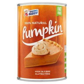 Baking Buddy 100% Natural Pumpkin Puree