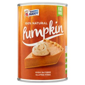 Baking Buddy 100% Natural Pumpkin