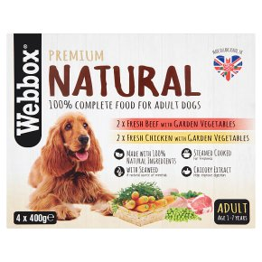 Webbox Natural Complete Tray