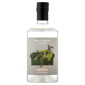 Waitrose Heston Citrus Sherbet Lazy Gin