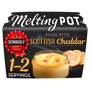Seriously Cheddar Melting Pot