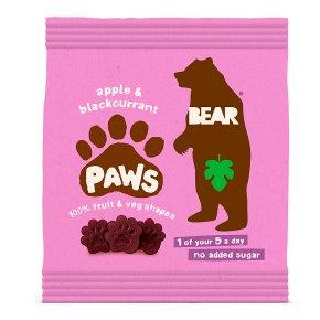 Bear jungle paws apple & blackcurrant