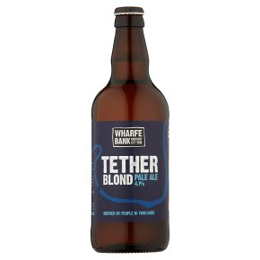 Wharfe Beer Tether Blond Pale Ale