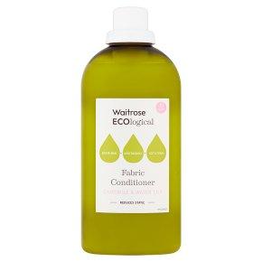 Waitrose ECOlogical Fabric Conditioner 15 washes