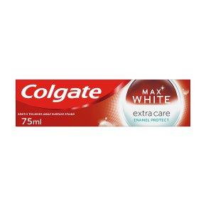 Colgate Max White Enamel Protect