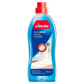 Vileda 1 2 spray cleaner for floors