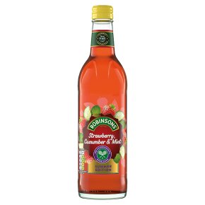 Robinsons Strawberry Cucumber & Mint Cordial