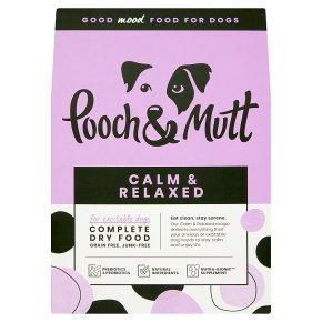 Pooch & Mutt Calm & Relaxed