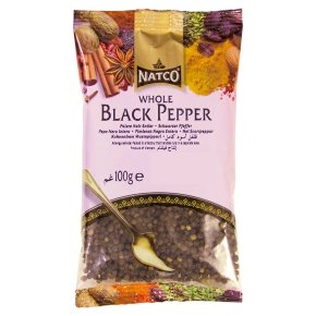 Natco whole black pepper