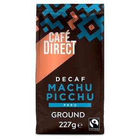 Café Direct Decaffeinated Machu Picchu