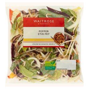 Waitrose Mixed Pepper Stir Fry