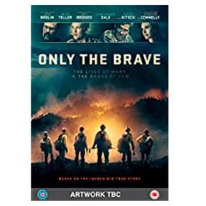 DVD Only The Brave UCA