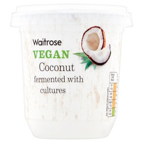 Waitrose Ve Coconut Yog