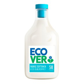 Ecover Fabric Softener Rose & Bergamot 50 washes