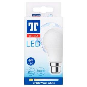 GE LED B22 7w