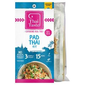 Thai Taste easy pad thai meal kit