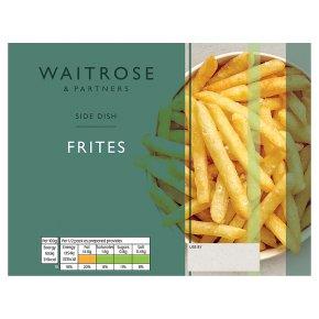 Waitrose frites