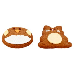 Rabbit & Chick Gingerbread