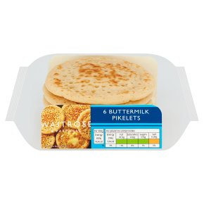 Waitrose Buttermilk Pikelets