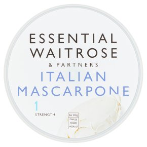 Essential Italian Mascarpone strength 1