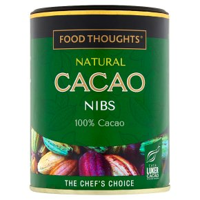 Food Thoughts Roasted Cacao Nibs