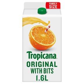 Tropicana Original with Juicy Bits