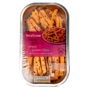 Waitrose Sweet Potato Fries