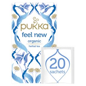 Pukka Organic Feel New