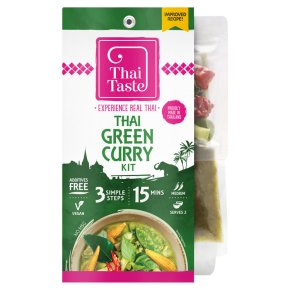 Thai Taste Thai Green Curry Kit