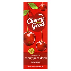 Cherrygood original cherry juice