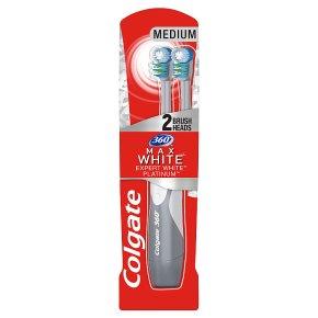 Colgate Max White Battery Toothbrush