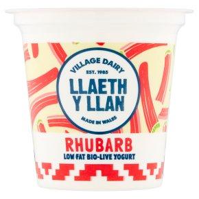 Village Dairy Rhubarb Yogurt