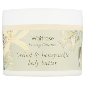 Waitrose Orchid & Honeysuckle Butter