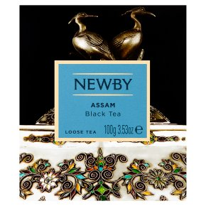 Newby Assam Loose Black Tea