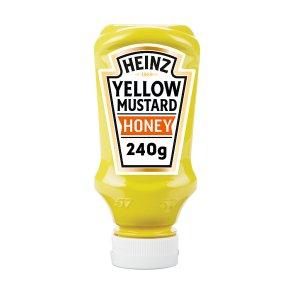 Heinz Honey Yellow Mustard