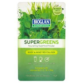 Bioglan Super Foods Supergreens Powder