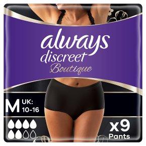 Always Discreet Boutique Medium