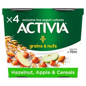 Activia Oats & Wheat Whole Grain Yogurt
