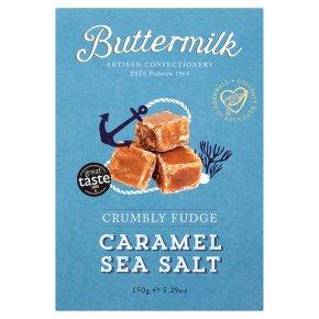 Buttermilk Caramel Sea Salt