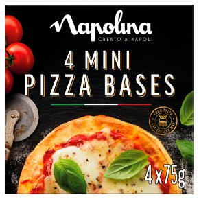 Napolina Mini Pizza Bases